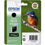 Картридж струйный Epson T1591 Stylus Photo R2000, photo black 17ml