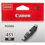 Картридж струйный Canon CLI-451BK Pixma iP7240/MG6340/MG5440, black 7ml
