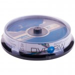 Диск DVD-RW 4.7Gb, 4x, Slim Case (SmartTrack)
